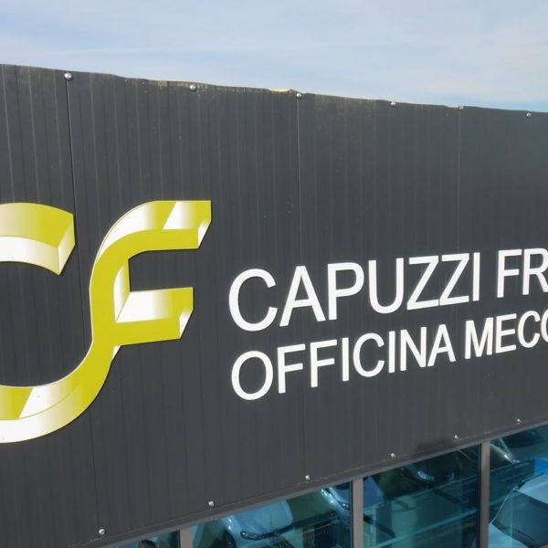 Insegne in Forex e di Esercizio a Brescia, Treccani Pubblicità