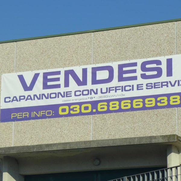 Teloni e Striscioni Brescia, Treccani Pubblicità