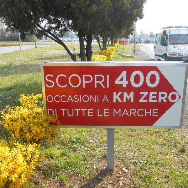 Segnaletica Brescia, Treccani Pubblicità