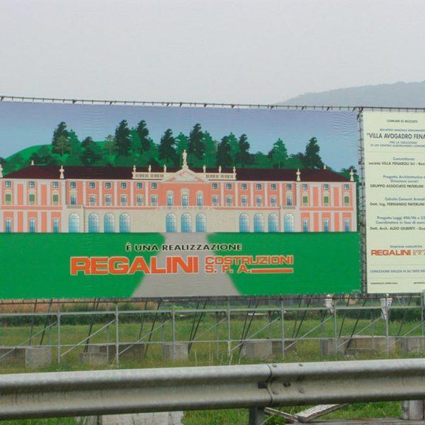 Cartelli Edili Brescia, Treccani Pubblicità