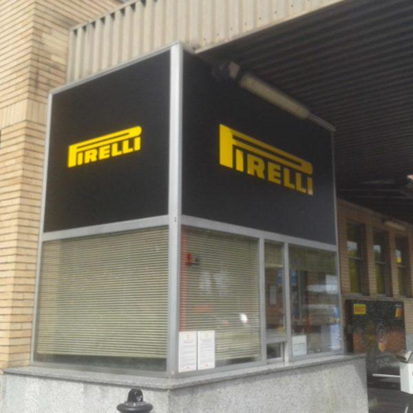 Pannelli Pubblicitari Brescia, Treccani Pubblicità