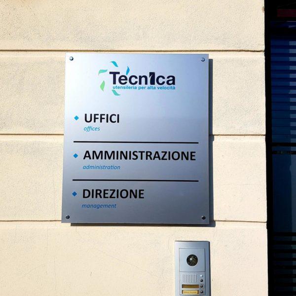 Targhe Brescia, Treccani Pubblicità
