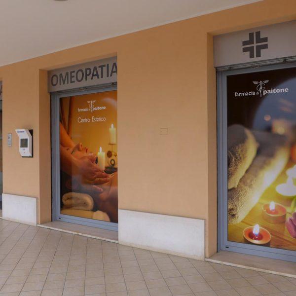 Vetrofanie Brescia, Treccani Pubblicità