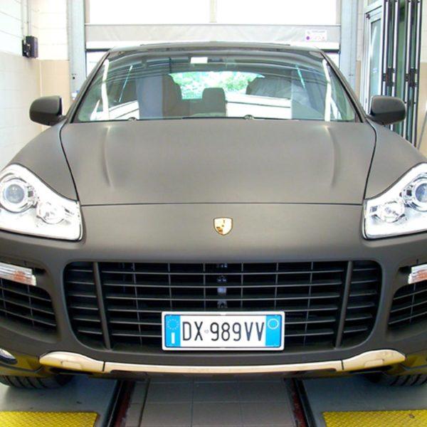 Car Wrapping Brescia, Treccani Pubblicità