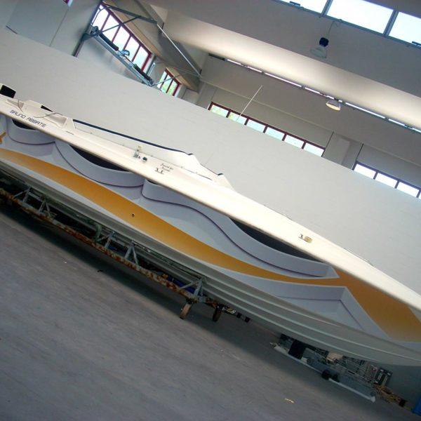 Boat Wrapping Brescia, Treccani Pubblicità