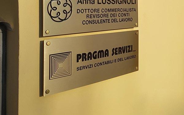 Allestimento Punto Vendita Brescia, Treccani Pubblicità